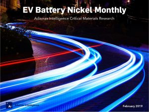 5 Cell Suppliers: 78% of World EV Battery Cobalt Demand in 2019